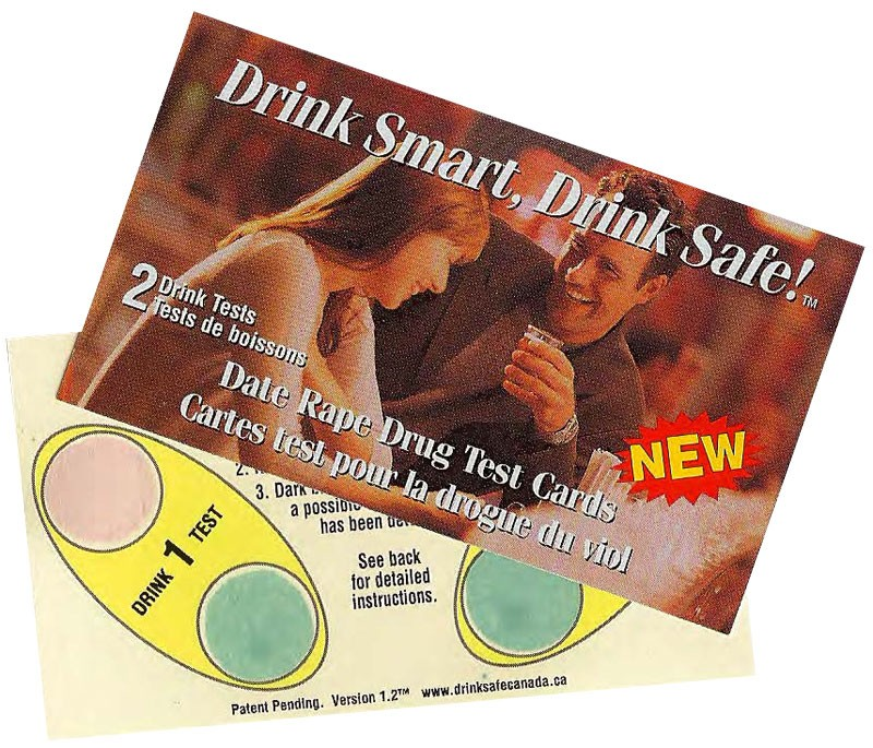 What is the most common date rape drug in Sydney