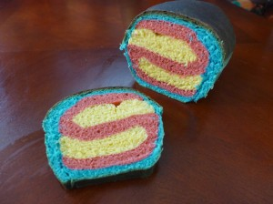 Superman-Bread