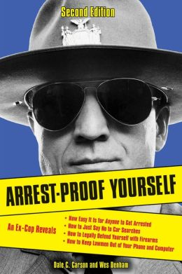 Arrest-Proof-Yourself-Book
