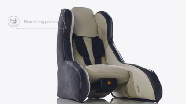 Volvo Inflatable Child Car Seat